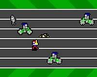 Cole Slaw 陸上競技場でサバイバルアクションゲーム