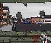 Road of the Dead 2 車を運転してゾンビの町から脱出ゲーム第二弾