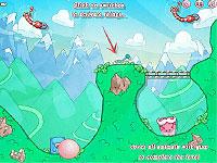 Tokyo Guinea Pop モルモットが動物をガムまみれにする思考型アクションゲーム