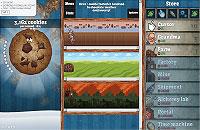 Cookie clicker クッキーをクリックして生産しまくるゲーム