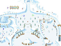 Snowball 雪玉でピンボールゲーム