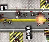 Zombie World 兵士や砲台を設置してゾンビ防衛ゲーム