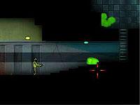 Sector 71 暴走した生物兵器と戦うガンアクションゲーム