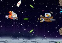 Galactic Cats 宇宙を駆ける猫のシューティングゲーム