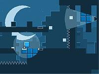 Night Lights 暗い所と明るい所を行き交きしながらゴールを目指す思考型アクションゲーム