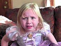 「お菓子を全部食べちゃった」と言われた子供たちの反応in2013