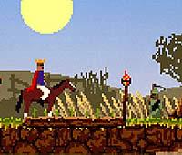 Kingdom コインを与える王様の王国建設ゲーム