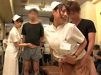 性欲が溜まったらナースがヌイてくれる性欲処理専門の病院があった