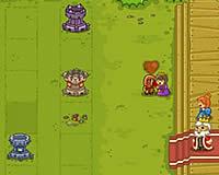 Brave Knights 姫に求婚してくる男たちを撃退ゲーム