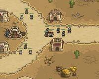 Kingdom Rush Frontiers 王国に侵略してくる敵を撃退する防衛ゲーム