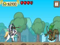 King's Rider 騎士が魔導師を倒すアクションゲーム