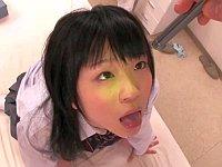 足の治療に来たはずが催眠治療でアへ顔SEXをしてしまう部活少女