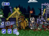 ZOMBIES ATE MY MOTHERLAND ゾンビだらけの森でガンアクションゲーム