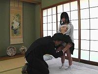 娘の小●校入学祝いにチ●ポをプレゼントする鬼畜な父親