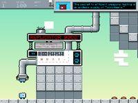 Disposabot 仲間ロボットの犠牲でクリアするパズルゲーム
