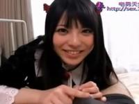 激カワ!上原亜衣さんの黒猫コスプレ