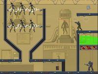 Death Lab 研究所から兵士を倒して脱出パズルゲーム