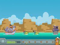 Free Fred 戦艦アップグレードシューティングゲーム