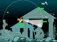Deep Sea Hunter 2 潜水艦で深海探査ゲーム
