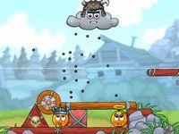 Cover Orange:Journey.Knights オレンジ君を雨雲から守るゲーム