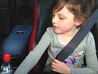 1000馬力の日産GT-Rに幼女を乗せてみた