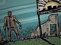 The Fog Fall 4 塀の中の町から脱出するゲーム