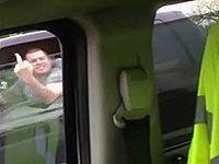 運転中に挑発してきたDQNドライバーに下った天罰