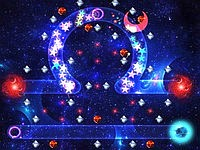 スターダスト ディフェンス 綺麗な星空で星座と宝石の防衛ゲーム