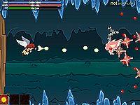 Sky Quest 空飛ぶ天使のシューティングゲーム