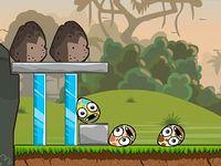 Disaster Will Strike 3 災害で卵を破壊するパズルゲーム