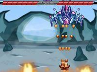 Fire Element 炎のエレメンタルが防衛するシューティングゲーム