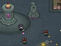 Bloody Night 塔を防衛ガンアクションゲーム
