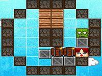 Z-Infect 人間ブロックをゾンビに感染させていくパズルゲーム