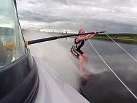 ウォータースポーツや水遊び中の失敗集