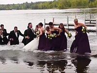 幸せの絶頂から急転直下!?結婚式で起こったハプニング集