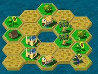 City Wizard ピースを合成して村を発展させるパズルゲーム