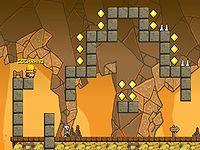 Caves Online 洞窟を駆け抜ける強制横スクアクションゲーム