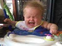 泣いてる赤ちゃんにラップを聴かせてみた結果www