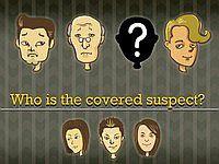 Find the Suspect 容疑者は誰?記憶力を試す脳トレゲーム