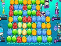 PUZZLE FUZZ パーティーを組んでパズルバトルゲーム