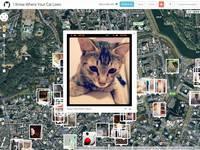 これは新しい!猫が探せる猫専用マップ「I Know Where Your Cat Lives」