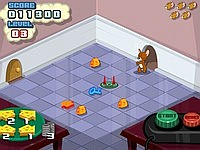 Tom And Jerry in Midnight Snack トムとジェリーのパズルゲーム
