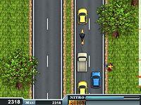 Freeway Fury 3 車を乗っ取り高速道路を爆走するカーアクション
