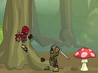ROGUE SOUL 2 お宝ハンターの強制横スクアクションゲーム