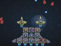 GALAXY SIEGE 2 資源を回収しながら宇宙飛行するスペースシミュレーション