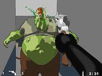 Mr.Vengeance: Upgrade ゾンビを倒すガンシューティングゲーム