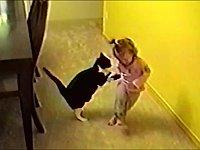 「猫が急に飛び出してくるかもしれない生活」を心がけたくなる動画