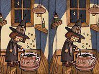 Halloween Love Potion ハロウィンの間違い探しゲーム