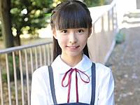 【花桃こひな】清純系の女子校生グラドルがモリマンをアピール