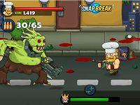 Bloody Harry シェフが野菜ゾンビと戦うガンアクションゲーム